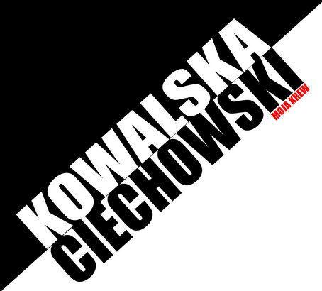 Kasia Kowalska i Ciechowski. Moja krew, fot. materiały prasowe