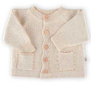 dziecięcy sweterek, fot. Mon Petit Bebe