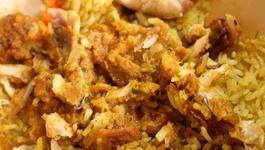 kurczak curry z gruszkami