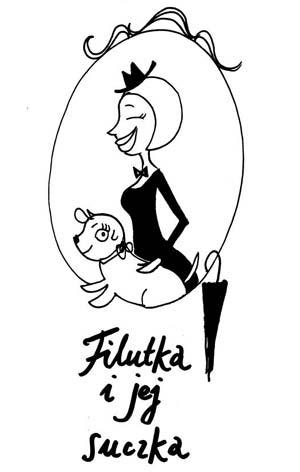 Filutka i jej suczka Agaty Dutkowskiej