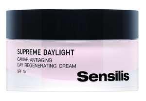 Krem Supreme Daylight z kawiorem marki Sensilis
