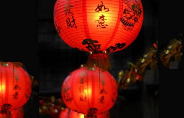 chinski nowy rok