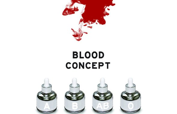 Blood-Concept