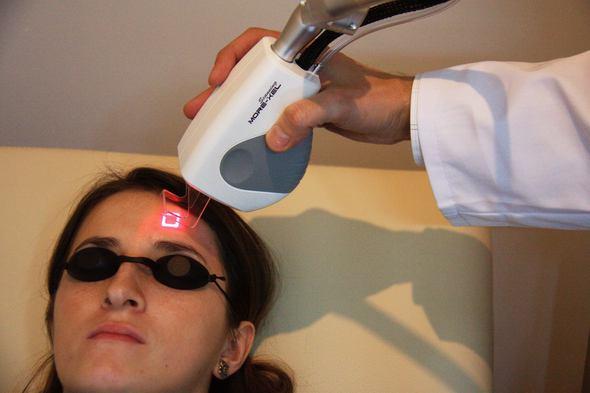 laser mlodosc
