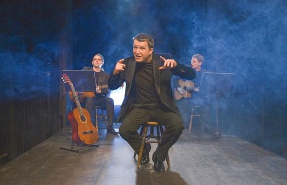 Orfeusz w Teatrze STU
