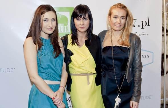Projektantki: Joanna Trepka, Agata Wojtkiewicz i Paulina Ada Kalińska