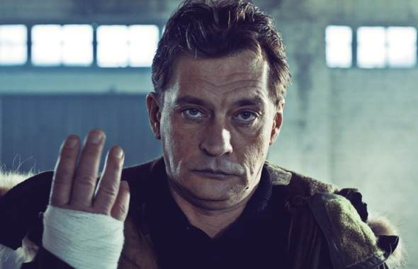 W serialu pojawi się także Aleksander Domogarov, który, jak sugerują producenci, odegra ważną rolę. fot. Wojtek Wojciechowski