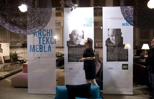 Wystawa przez dwa miesiące gościć będzie w postindustrialnej przestrzeni byłej fabryki telefonów, a obecnie siedziby krakowskiego studia METAFORMA