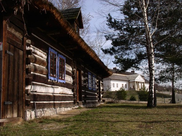 Dwór z Drogini w Wygiełzowie, fot. P. Bujakiewicz