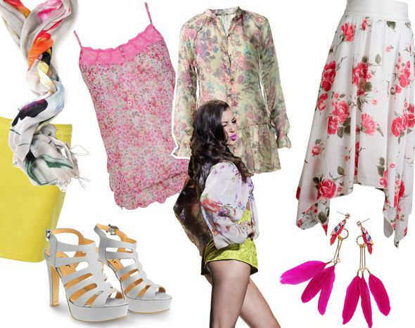 betsey johnson collage