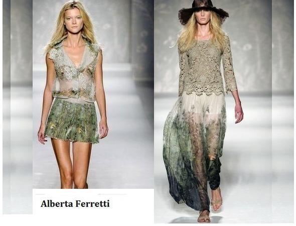 moda styl trendy lato