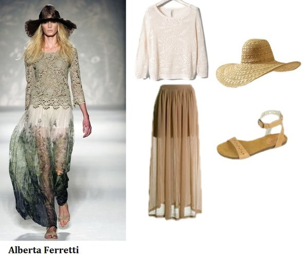 stylizacja lato trendy 2012