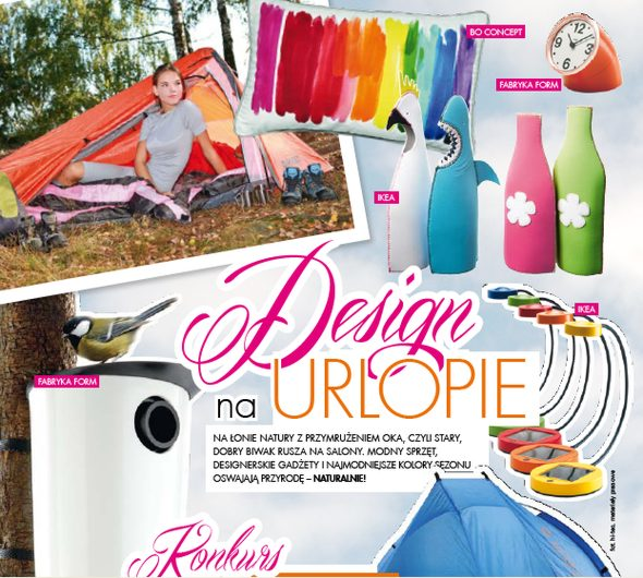 namiot biwak design