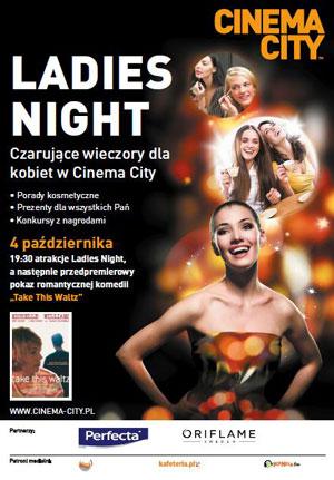 Kolejna ladies night 4 października