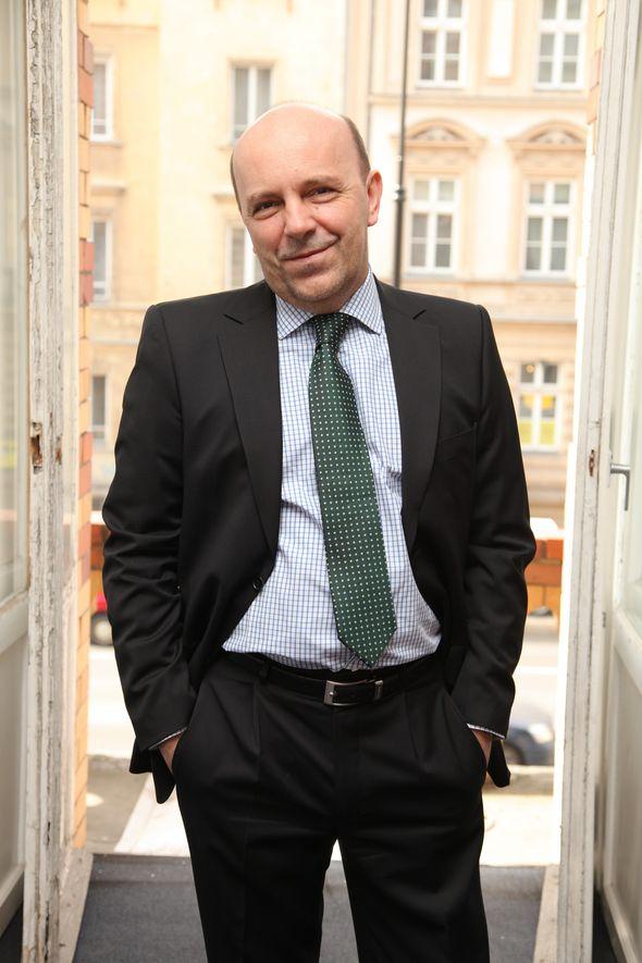 Dr Andrzej Ignaciuk