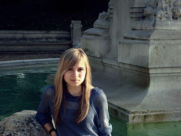 Osiemnastoletnia Ania z miejscowości Łącko