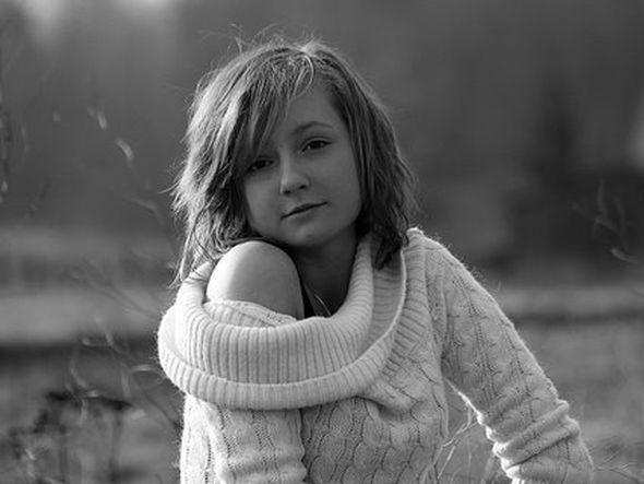 Trzynastoletnia Kasia z Kraśnika / fot. Fundacja Dziecięca Fantazja
