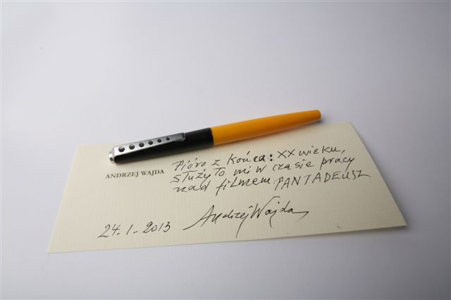 Pióro Andrzeja Wajdy
