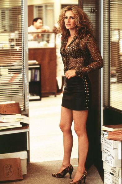 Julia Roberts w roli Erin Brockovich