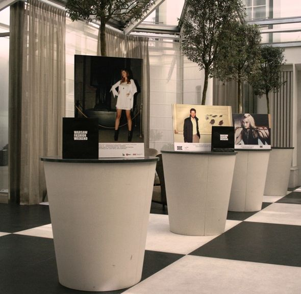 Konferencja przed Warsaw Fashion Weekend