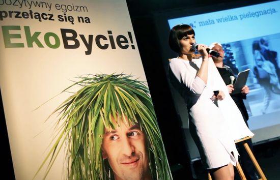 Ogólnopolska Kampania Społeczna Pozytywny Egoizm. Przełącz się na EkoBycie! Przystanek Wrocław/ fot. materiał prasowy