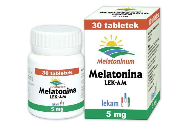 Melatonina LEK-AM
