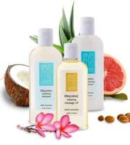 Produkty organiczne to kosmetyki bez parabenów czyli bez konserwantów