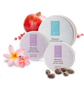 Produkty organiczne sprawiają, że skóra oddycha, powraca do równowagi i naturalnego kolorytu