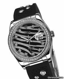 Rolex Datejust Royal Black