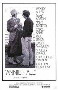 "Plakat z filmu ""Annie Hall"""