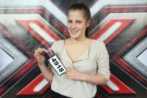 X Factor III Casting Klaudia Gawor/ fot. Grzegorz Press