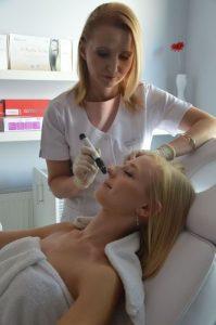DermaPen - frakcyjne mikronakłuwanie skóry