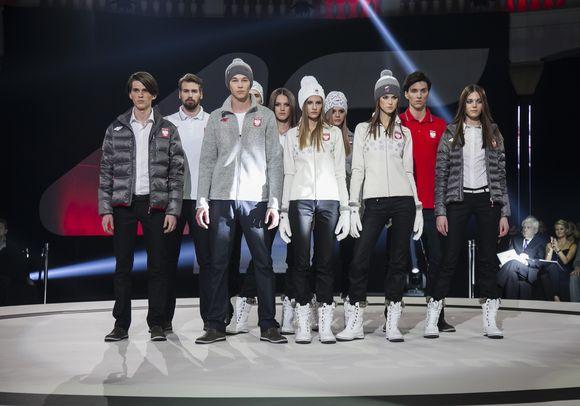 Zimowa kolekcja olimpijska Soczi 2014