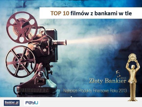 Top 10 filmow z bankami / fot. materiał prasowy