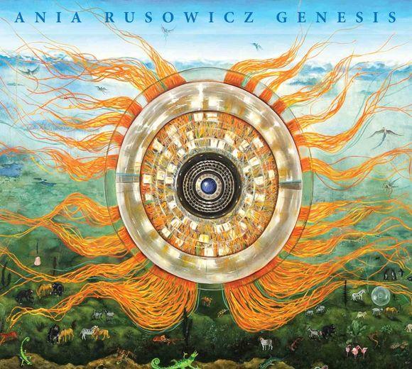"""Ania Rusowicz """"Genesis"""""""