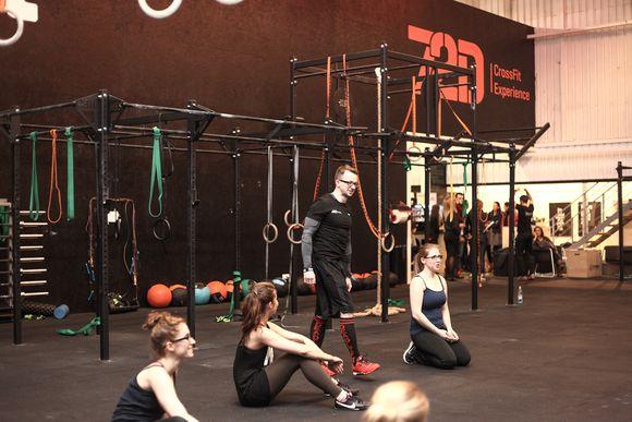 Kobieca strona sportu – Dzień Kobiet w Centrum Treningowym 72d