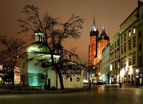 Wiosna – idealna pora roku na zwiedzanie Krakowa