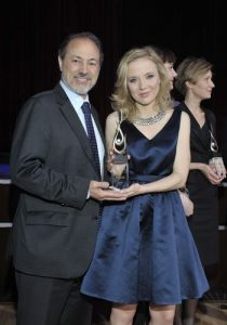 Perły Dermatologii Estetycznej 2013 - gala rozdania nagród