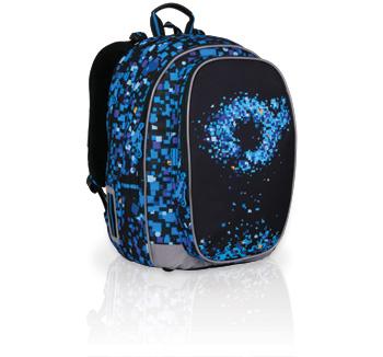 Praktyczny plecak dwukomorowy dla dzieci i młodzieży