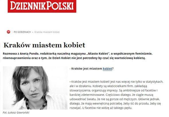 dziennik polski r