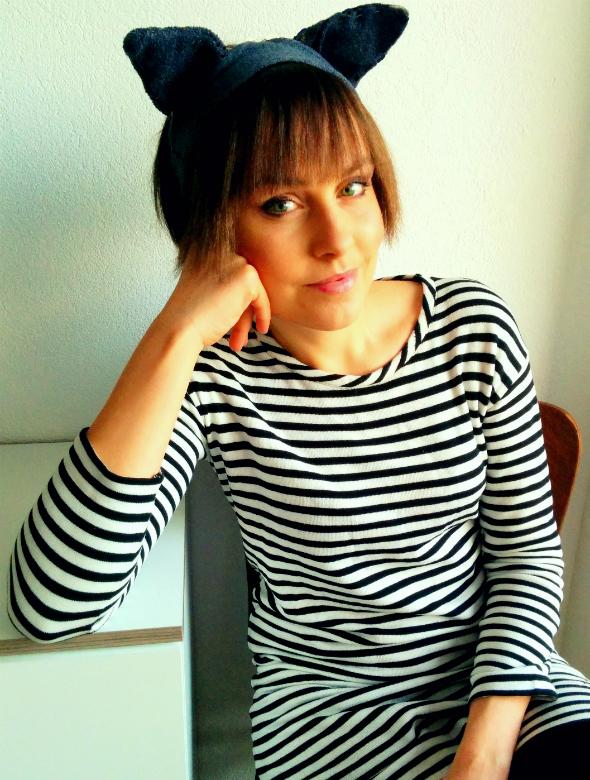 """Ania prowadzi fan page www.facebook.com/wilczogodna i kanał na YouTubie z poradami dla osób cierpiących na zaburzenia odżywiania """"Wilczo głodna"""""""