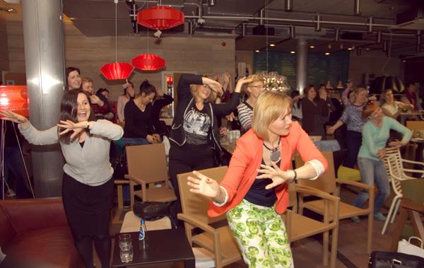 Czy dzxięki shuffle dance można schudnąć