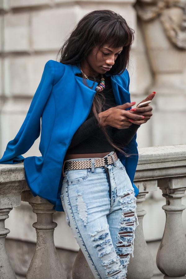 Street fashion fot. Konrad Czajkowski