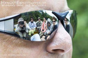 Wsłuchując sie w odgłosy wyjców, Delta Orinoko, Wenezuela, HenuatiExpeditions.com / fot. Dorota Polaczek