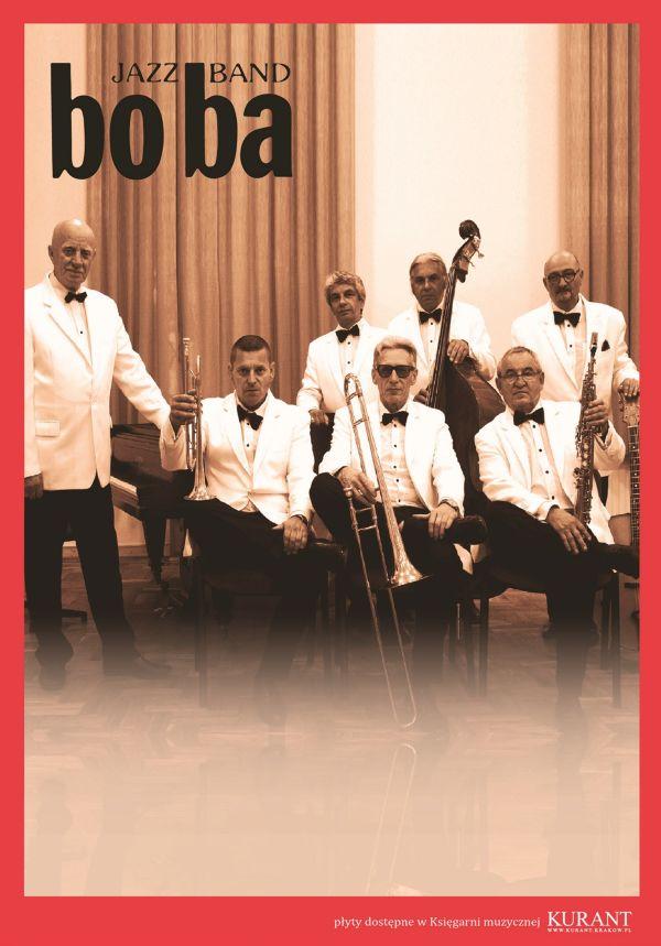 Boba Jazz Band_plakat