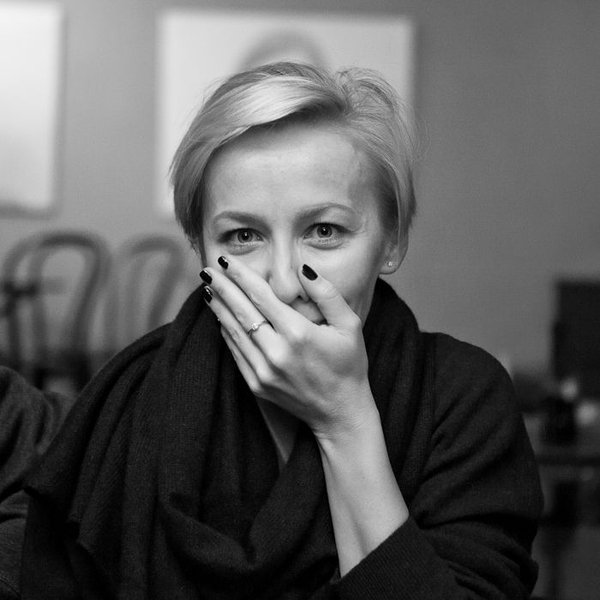 Na zdjęciu Katarzyna Niewiadomska / fot. Paweł Wodnicki