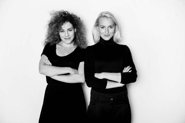 Ania Słowińska i Ania Ciupryk / fot. Kinga