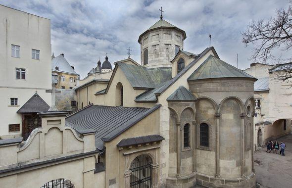 Katedra Lwów / fot. materiał prasowy