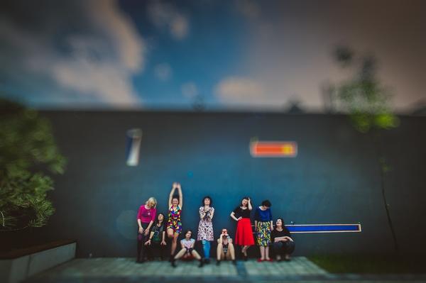 Dziewczyny z Transssmisji / fot. J. Gontkiewicz