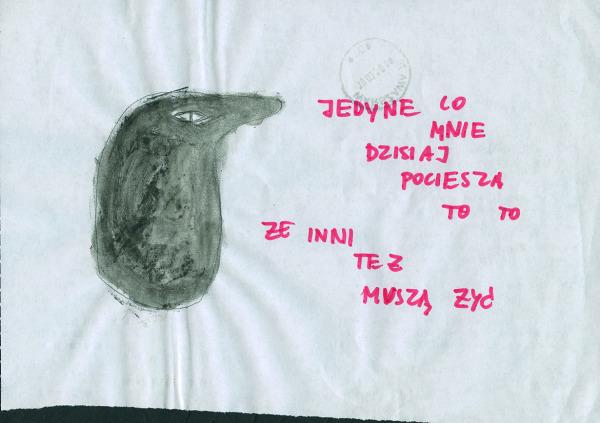 Ilustracja Małgorzata Halber
